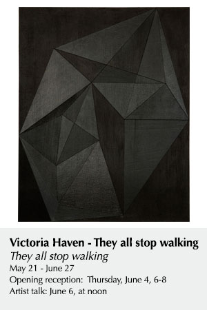 See more art work by Victoria Haven