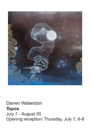 View more of Darren Waterston's Paintings