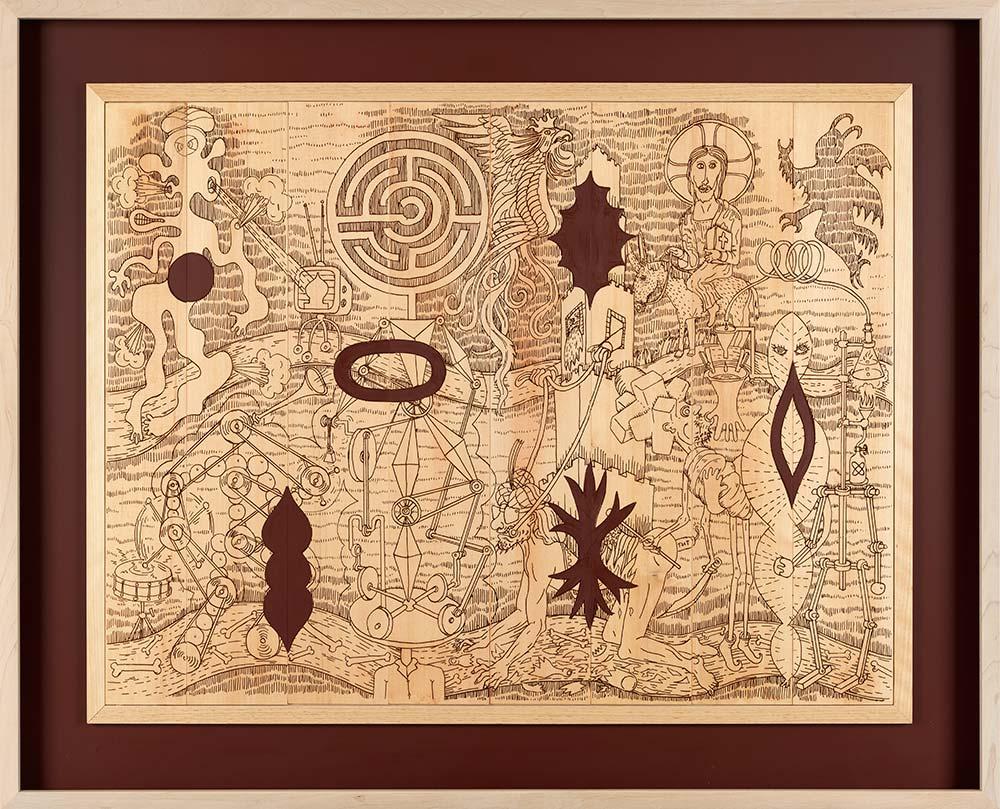 John Buck   Greg Kucera Gallery   Seattle