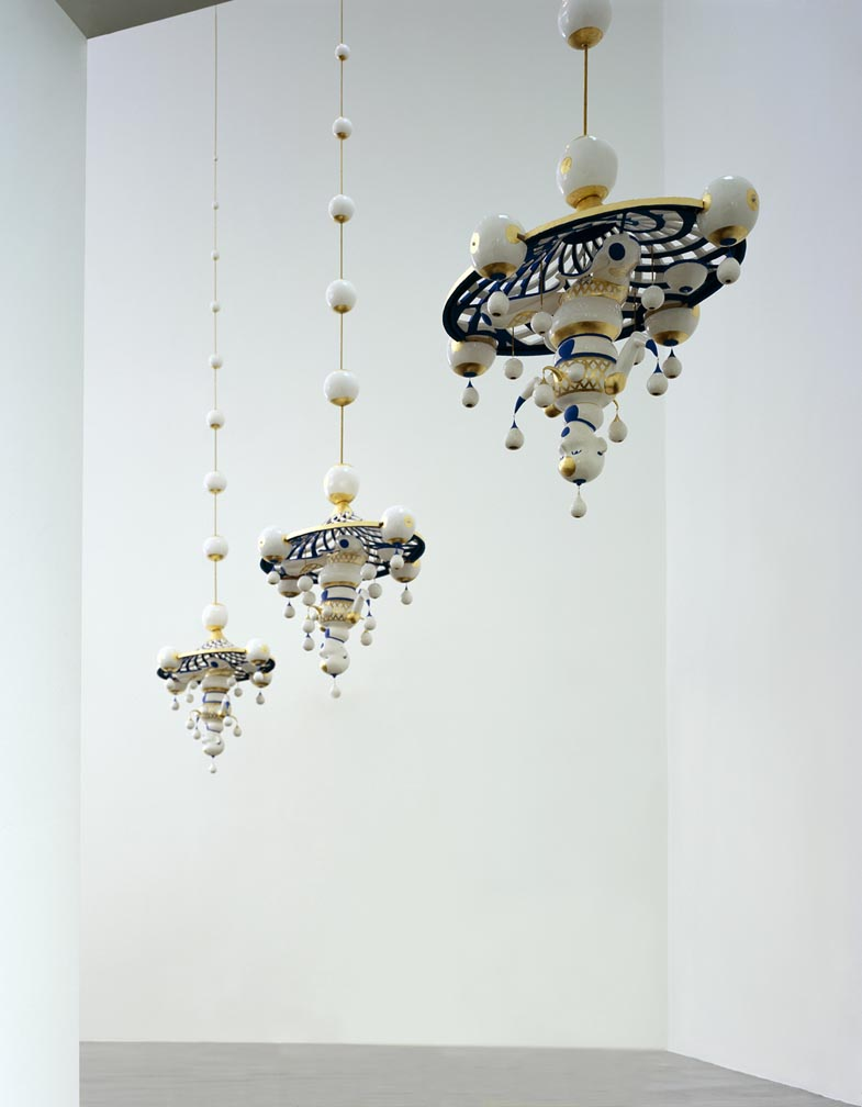 Claudia fitch greg kucera gallery seattle chandelier arubaitofo Image collections
